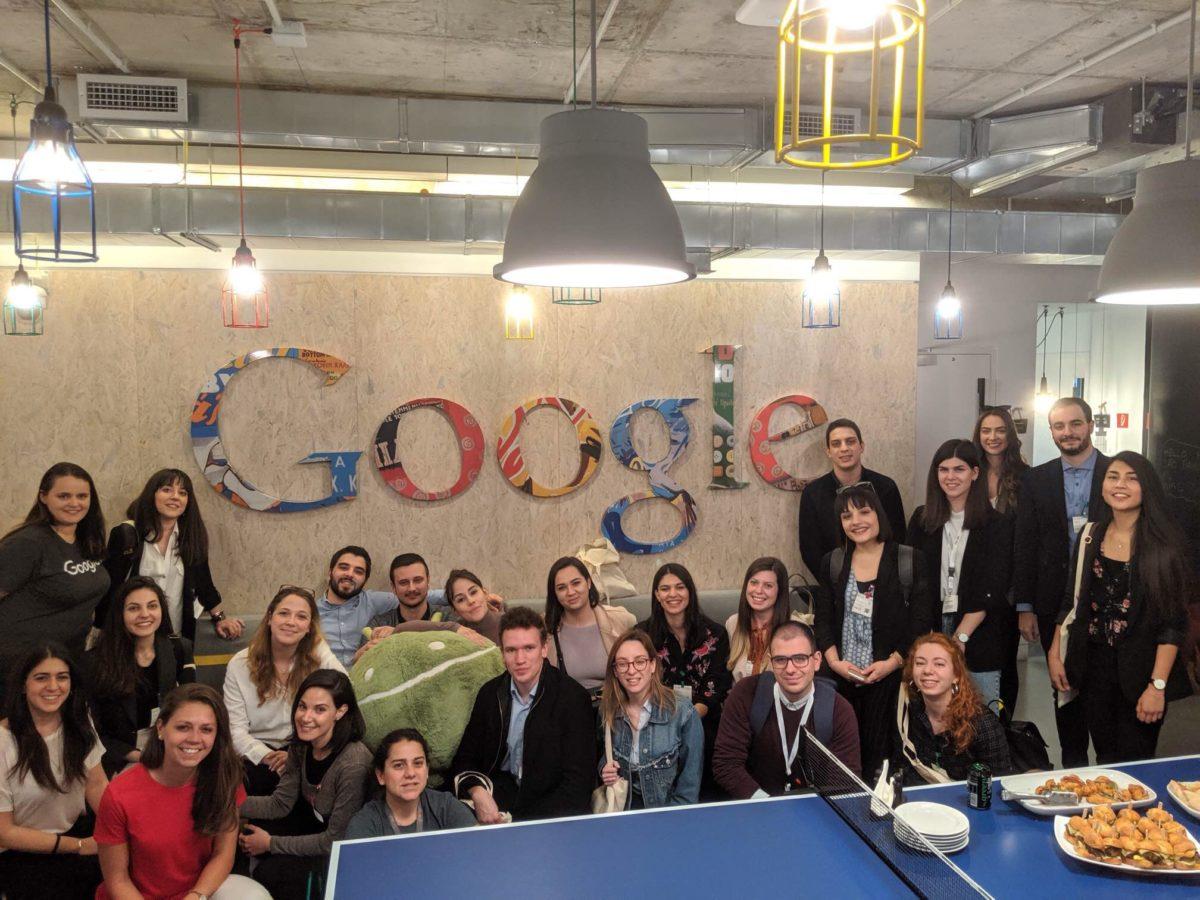 Google AdCamp Athens Googlers Nooglers